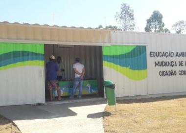 Espaco Ludico - Ecoponto Escola
