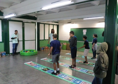 Programa Coleta Diferenciada - Nas escolas